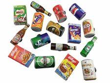 Lot 16 MIX Beer ,Soft Drink,Coca cola Can 3D FRIDGE MAGNET SOUVENIR TOURIST