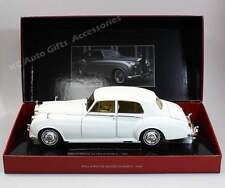 Minichamps 100134900  Rolls Royce Silver Cloud II 1960 White 1:18 Scale Diecast