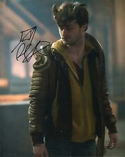 DANIEL RADCLIFFE - Signed 10x8 Photograph - FILM - HORNS