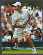 8x10 Photo~ ANDY RODDICK ~Playing Tennis in action ~Sports