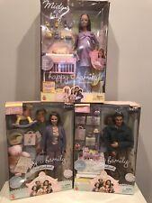 New ListingBarbie Happy Family Baby Pregnant Baby Midge Grandma Grandpa Lot of 3 Nib dolls