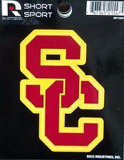 "USC Trojans ND 3"" Vinyl Die Cut Decal Bumper Sticker University of Southern Cal"