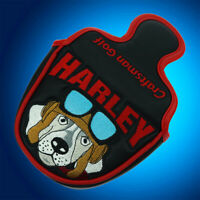 Harley Putter Cover Magnetic Mallet Headcover for Scotty Cameron Odyssey Blade