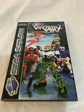 Virtual On Cyber Troopers - Sega Saturn - UK Euro PAL - Complete VGC