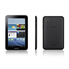 "Samsung Galaxy Tab 2 7"" WiFi 4G Android Tablet Dual Core 1.2GHz 1GB 8GB DualCam"