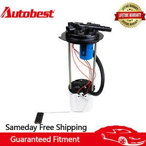 Autobest F2848A For 2009 Chevrolet Silverado 1500 Fuel Pump Module V8 4.8L 5.3L