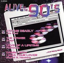 Various Artists : Alive in the 90s 2 CD