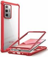 For Samsung Galaxy Note20 Ultra, i-Blason Slim Case Scratch-Resistant Back Cover