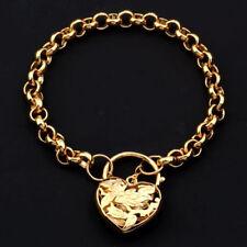 Chain 18k Yellow Fashion Bracelets