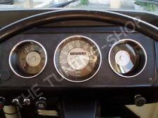 Per VW T2 Camper Bus Bay cromato quadrante ANELLI circonda 67-79
