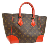LOUIS VUITTON PHENIX PM 2WAY HAND TOTE BAG RED MONOGRAM M41537 AK31668c