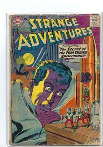 STRANGE ADVENTURES     No 73  BY  NATIONAL COMICS   PUBLICATIONS  VG(2.0) 1957