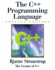 The C++ Programming Language by Bjarne Stroustrup (HC, Revised, Special Ed)