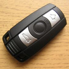 Coque Clé Plip Telecommande Smart 3 Boutons BMW 1 3 5 6 7 Serie E60 E90 E91 E92