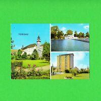 Ansichtskarte DDR Torgau