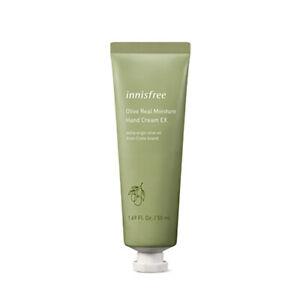 [INNISFREE] Olive Real Moisture Hand Cream 50ml