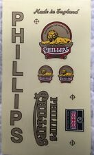 Phillips Bicycle Stickers
