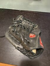 """New listing Rawlings GG204G 11.5"""" Gold Glove Gamer LHT - Excellent Condition"""