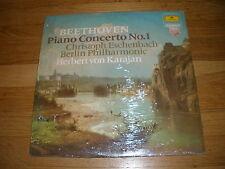 HERBERT VON KARAJAN beethoven piano concerto 1 LP Record - Sealed