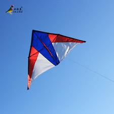 NEW Genuine Aviation Umbrella Cloth Power Kite + Carbon Rods stunt OUTDOOR TOYS