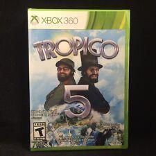Tropico 5 (Xbox 360) Brand New / Factory Sealed