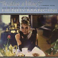 Henry Mancini Breakfast at Tiffany's (blue Vinyl) Vinyl LP