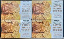 Trader Joe's Belgian Butter Waffle Cookies ~All Natural~ Choose 1, 2, 3 or 4 Box