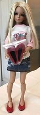 "Boneka Leather Shoes Leather Soles 57N 4 Minifee Fairyland & Kish 14"" BJD SOLD 4"