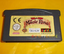 TOM AND JERRY THE MAGIC RING Game Boy Advance Vers Europea SOLO CARTUCCIA - A4