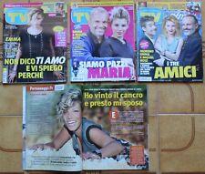 Sorrisi Canzoni TV  Emma sola e con Bosè e Moreno
