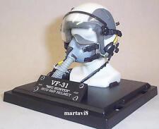 Mini US.Navy VF-31 HGU 55/P Flight / Flying Helmet & MBU 12/P Oxygen Mask (807)