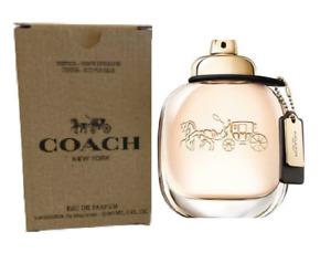 COACH NEW YORK by Coach Perfume Women 3.0 oz edp New Tester