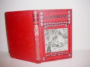 Alison Brand's Battle in Life Julia Goddard 3rd Edition Sunday School Union Book