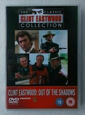 Clint Eastwood: Out Of The Shadows (DVD, 2002) - NEW - SEALED