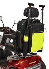 High-Vis STAMPELLA conduttore / Bastone da passeggio Borsa per per scooter elettrico / sedia a rotelle