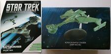 Eaglemoss - Star Trek Starship Collection - Special Issue - Klingon Battlecruise
