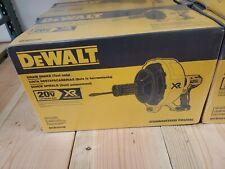 """DeWalt DCD200B 20V MAX XR Brushless 3/8"""" Drain Snake (Tool Only) - BRAND NEW !!!"""