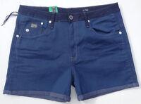 G-Star Raw Shorts 'ARC 3D X LOOSE WMN' Size 29 DARK AGED NEW RRP $179 Womens