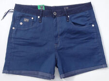 G-Star Raw Shorts 'ARC 3D X LOOSE WMN' Size 32 DARK AGED NEW RRP $179 Womens