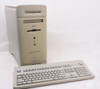 Apple Macintosh PowerPC M3548 6500/275 Desktop Apple Ext Keyboard II 3501 (21-89