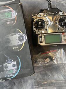 Flysky Fs-t6 Digital Proportional Radlo Control System