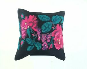Kilim Pillow Cover 20x20 Home Decorative Handmade Tribal Sofa Couch Cushion 2134