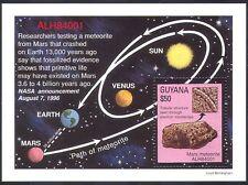 Guyana 1996 meteorito/Marte/Espacio/Planetas/Astronomía/sistema Solar 1 V M/S (n23943)