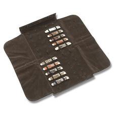 Collectible pocket Knife Storage Case Black Hardshell Knife Pack Free Shipping