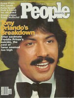 TONY ORLANDO Betty Rollin LARRY GATLIN  Kristy Jimmy McNichol 1997 People