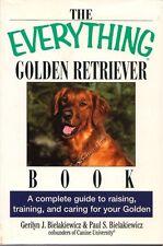 Everything Golden Retriever Book, Bielakiewicz, 2004