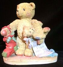 Cherished Teddies Jacob #950734 - Wishing For Love