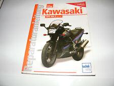 Handbuch Kawasaki GPZ 500 S bis 1993 Reparaturanleitung