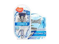 Wilkinson Schwert Hydro 3 Rasierer and 8 Packung - Herren und Haarschneide Set