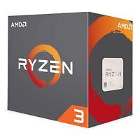 NEW! Amd Ryzen 3 1200 3.1Ghz Quad Core Am4 Socket Overclockable Processor